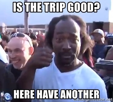 charles ramsey 3 - is the trip good? here have another