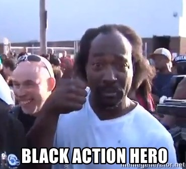 charles ramsey 3 -   black action hero