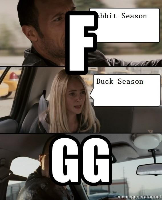 The Rock driving - F GG