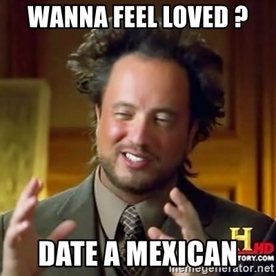 Mexican dating meme