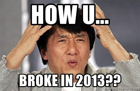 Jackie Chan - How U... Broke in 2013??