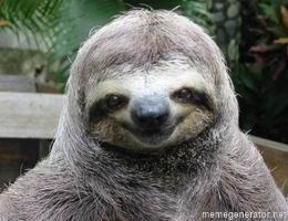 Sexual Sloth -