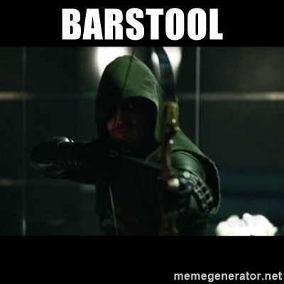 YOU HAVE FAILED THIS CITY - Barstool