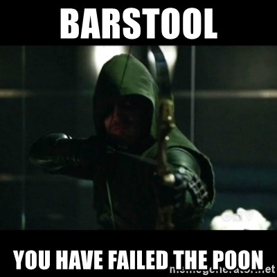 YOU HAVE FAILED THIS CITY - barstool you have failed the poon