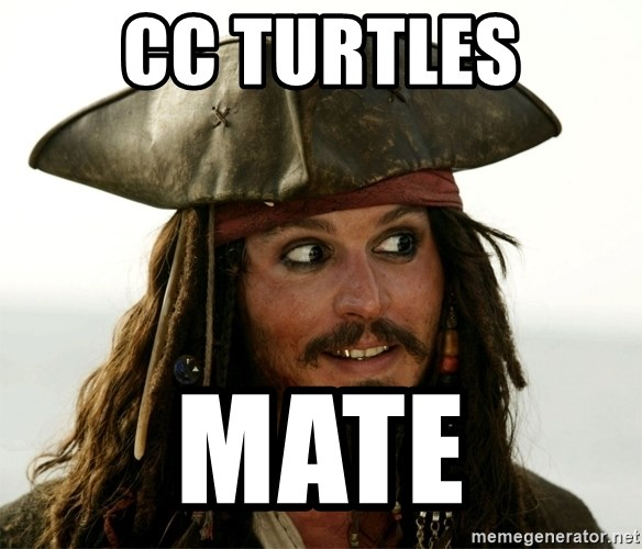 Jack.Sparrow. - CC Turtles Mate
