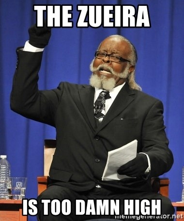 Rent Is Too Damn High - the zueira  is too damn high
