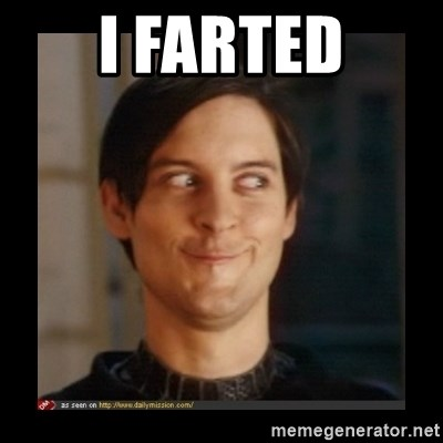 Tobey_Maguire - I FARTED