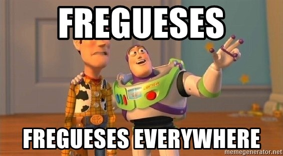 Consequences Toy Story - Fregueses Fregueses Everywhere