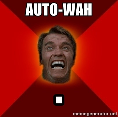 Angry Arnold - Auto-Wah .