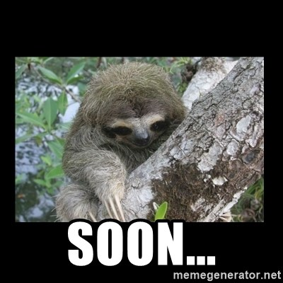 Creepy Sloth -  SOON...