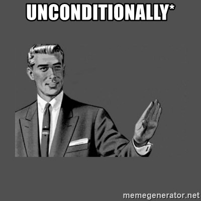 Grammar Guy - Unconditionally*