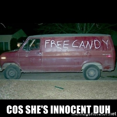 Free Candy Van -  Cos She's Innocent Duh