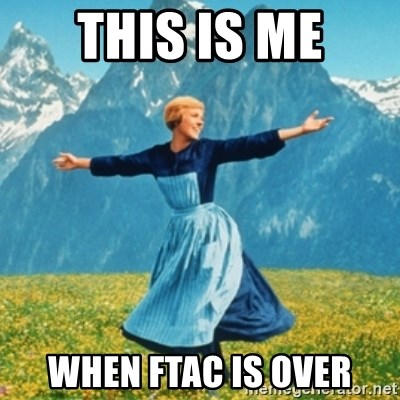 Sound Of Music Lady - This is me When ftac is over