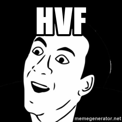 you don't say meme - HVF