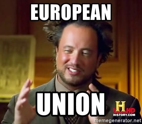 Ancient Aliens - european union