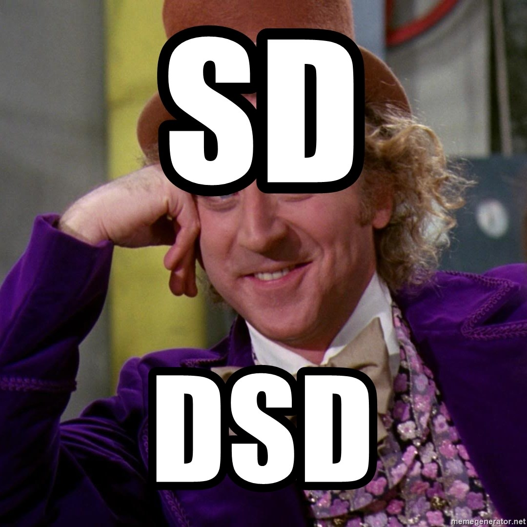 Willy Wonka - sd dsd