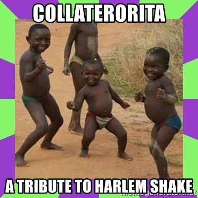 african kids dancing - COLLATERORITA A TRIBUTE TO HARLEM SHAKE
