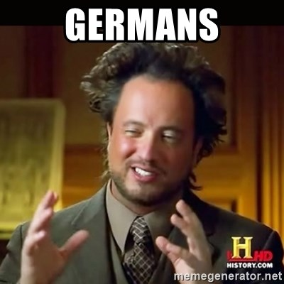 History guy - GERMANS