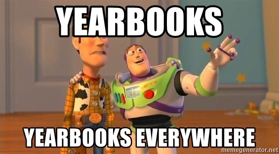 Consequences Toy Story - yearbooks YEARBOOKS EVERYWHERE