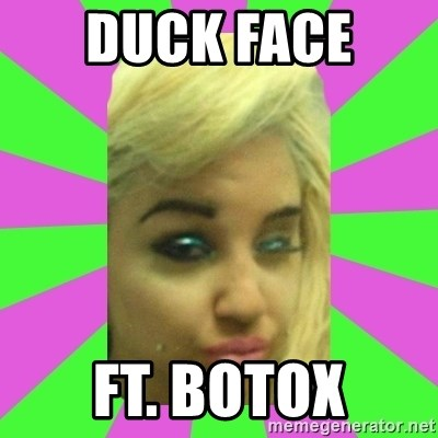 Manda Please! - DUCK FACE  FT. BOTOX
