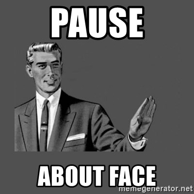 Grammar Guy - Pause About Face