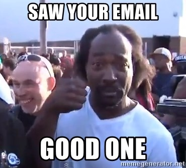 charles ramsey 3 - Saw your email Good one