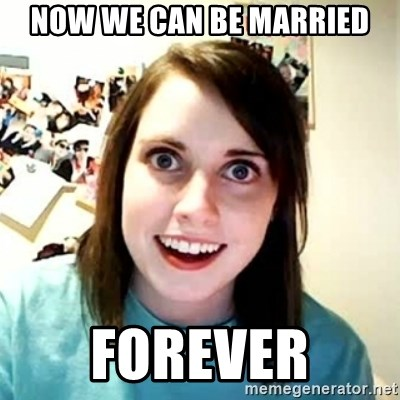 Overly Attached Girlfriend 2 - Now we can be married FOREVER