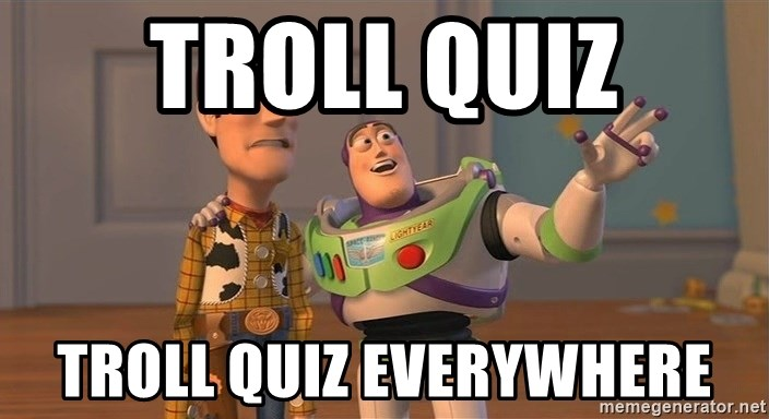ORIGINAL TOY STORY - Troll Quiz Troll Quiz Everywhere