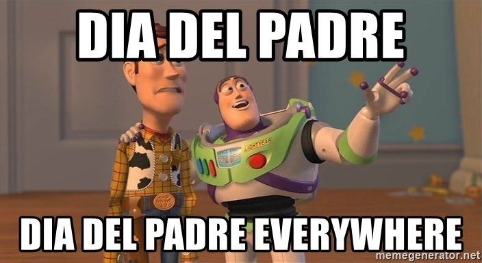 Toy Story Everywhere - dia del padre dia del padre everywhere