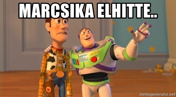 Consequences Toy Story - Marcsika elhitte..