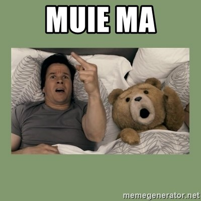 Ted Movie - Muie ma