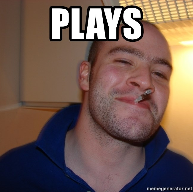 Good Guy Greg - Plays
