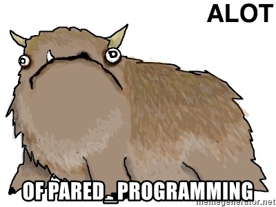 alot -  of pared_programming