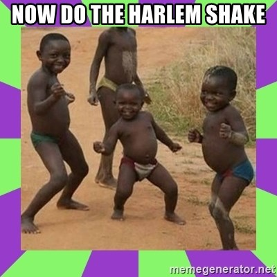 african kids dancing - NOW DO THE HARLEM SHAKE