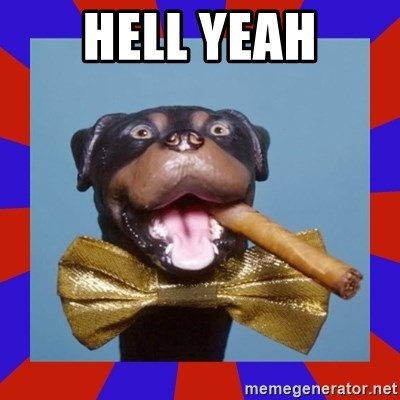 Triumph the Insult Comic Dog - HELL YEAH
