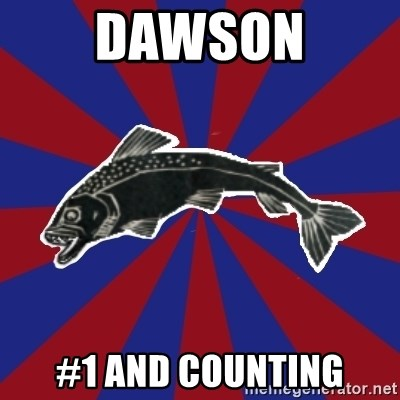Borderline Blackfish - Dawson #1 and counting