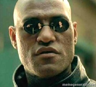 What if I told you / Matrix Morpheus -