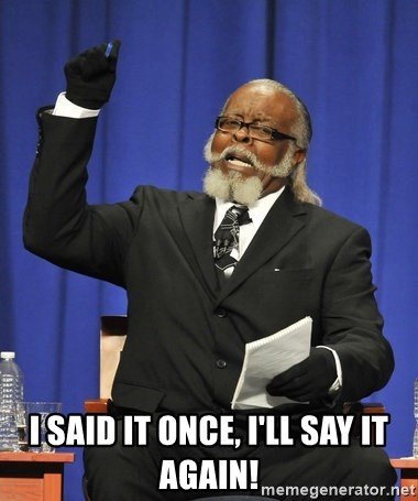 Rent Is Too Damn High -  I said it once, I'll say it again!