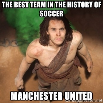 John Farter - THE BEST TEAM IN THE HISTORY OF SOCCER MANCHESTER UNITED