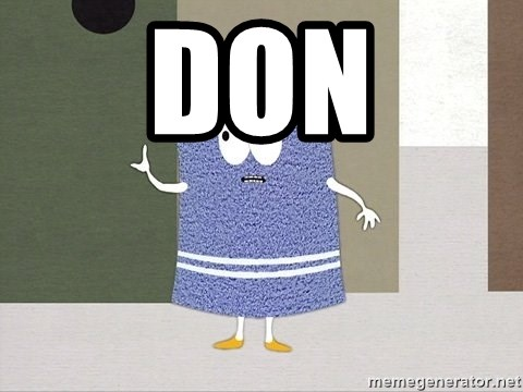 Towelie Says - Don