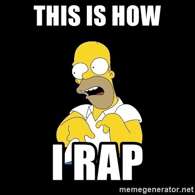 look-marge - THIS IS HOW  I RAP