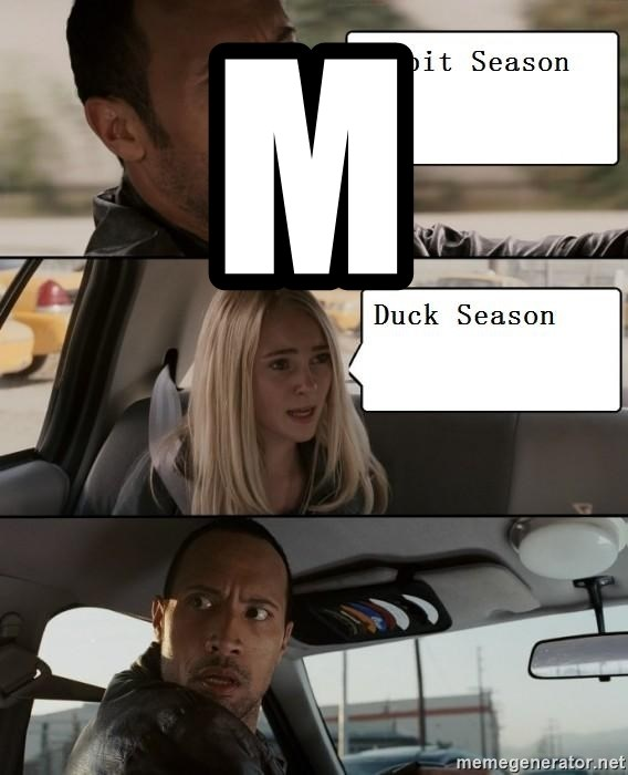 The Rock driving - M