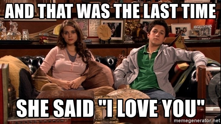"""How i met your mother kids - And that was the last time She said """"I Love You"""""""