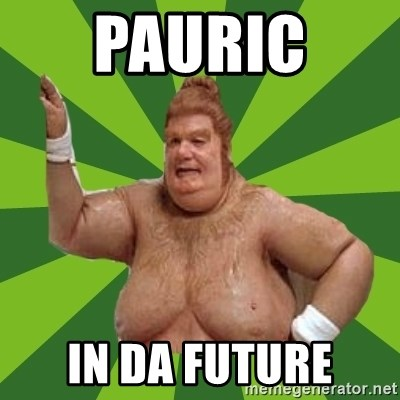 Fat Bastard - PAURIC  IN DA FUTURE