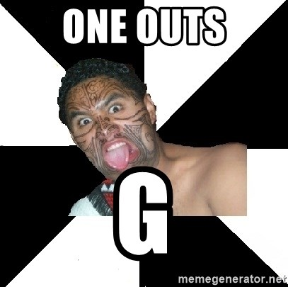 Maori Guy - one outs g