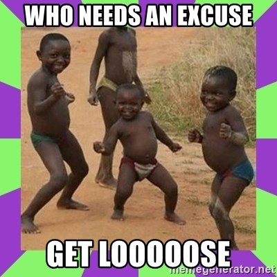 african kids dancing - who needs an excuse get looooose