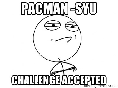 Challenge Accepted - pacman -syu challenge accepted