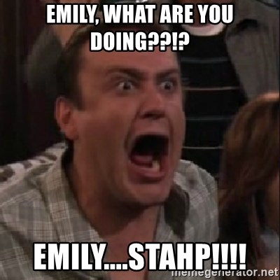 39848636 emily, what are you doing??!? emily stahp!!!! stahp guys,What Are You Doing Meme