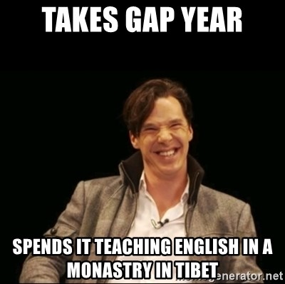 19942936 takes gap year spends it teaching english in a monastry in tibet