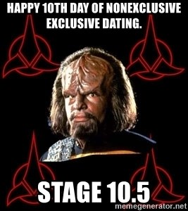non exclusive dating